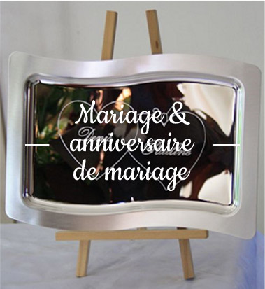Mariage & anniversaire de mariage